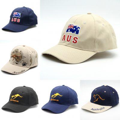 baf0432ad19 Adult Mens Womens Australia Day Australian Flag Souvenir Cotton Baseball  Cap Hat